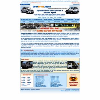 Japanese-used-cars-auto-auction.com thumbnail