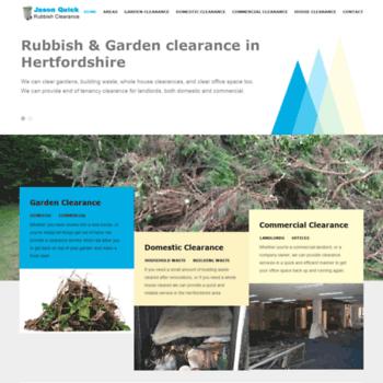 Jasonquick-rubbishclearance.co.uk thumbnail