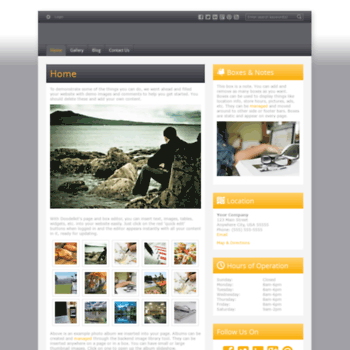 Веб сайт jasonraymond.doodlekit.com
