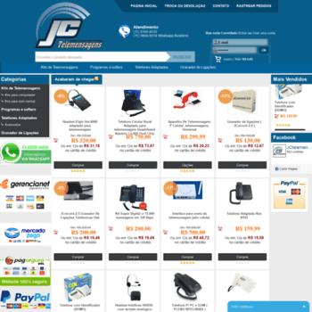 Jctelemensagens.com.br thumbnail