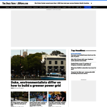 Jdnewscom At Wi The Daily News Local News Politics