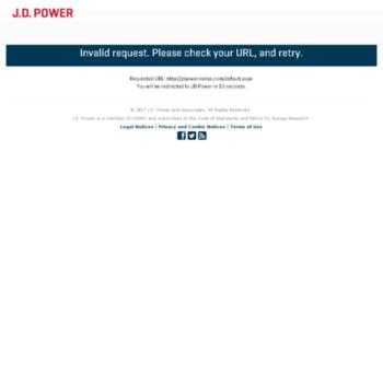 Jdpoweronline Com At Website Informer Visit Jdpoweronline