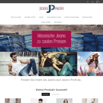 Jeans-profi.de thumbnail