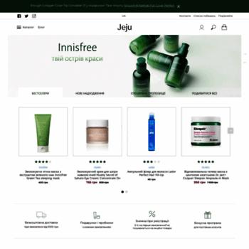 Jeju.com.ua thumbnail
