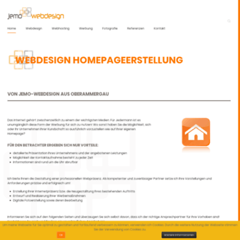 Jemo-webdesign.de thumbnail