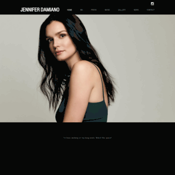 Jennifer-damiano.com thumbnail
