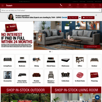 Jeromes Com At Wi Jerome S Southern California Home Furniture Stores