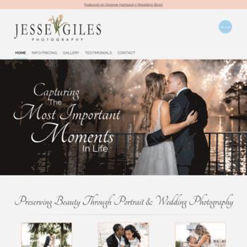 Jessegilesphotography.net thumbnail