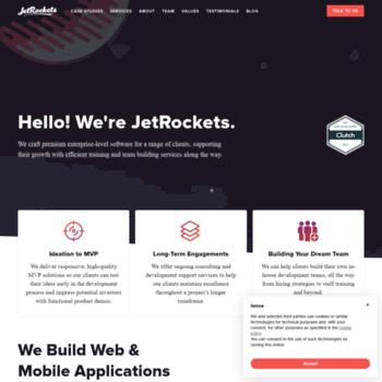 Jetrockets.pro thumbnail