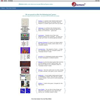 Jgames.com thumbnail