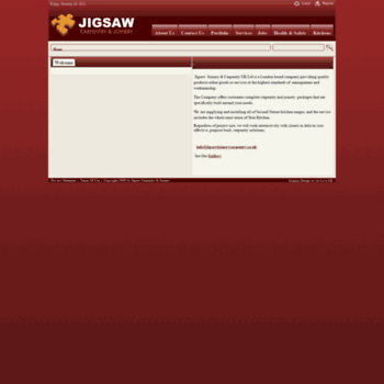 Jigsawcarpentryjoinery.co.uk thumbnail