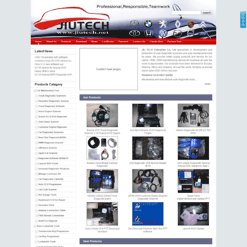 Jiutech.net thumbnail