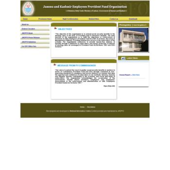 Jkepfo.jk.gov.in thumbnail