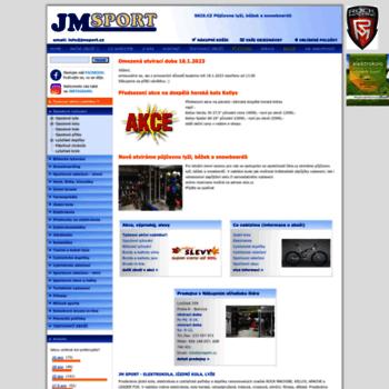 Jmsport.cz thumbnail