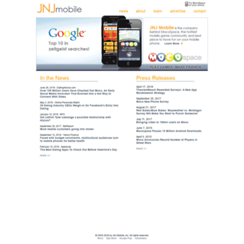 jnjmobile com at WI  JNJ Mobile