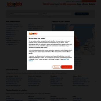 Jobisjob.co.uk thumbnail
