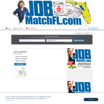 jobmatchfl com at WI  Jobs in Crystal River, FL | Citrus