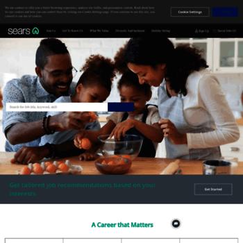 jobs sears com at WI  Sears Careers