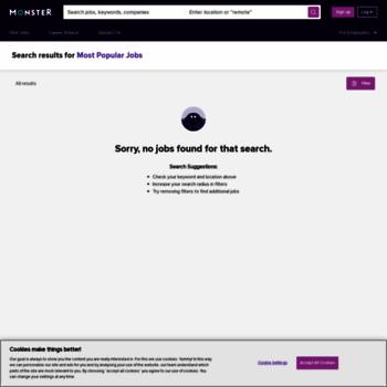 Jobsearch.monster.co.uk thumbnail