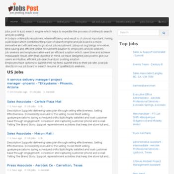 Jobspost.org thumbnail