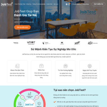 Jobtest.vn thumbnail