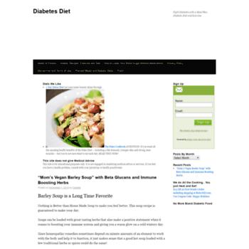 Joellafightsdiabetes.com thumbnail