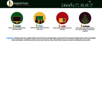 Jogjabelajar.org thumbnail