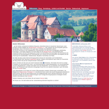 Johanniterburg.de thumbnail