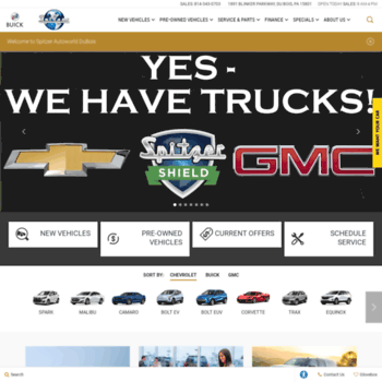 Johnsonmotors.net thumbnail