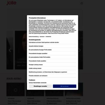 Jolie.de thumbnail