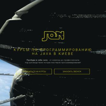 Jon.com.ua thumbnail