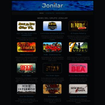 Jonilar.com thumbnail