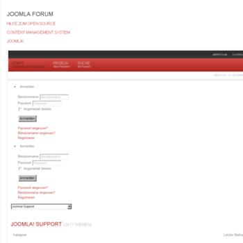 Joomla-forum.de thumbnail