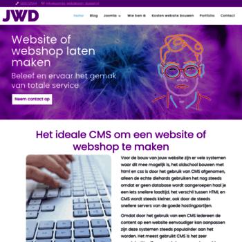 Joomla-webdesign-dussen.nl thumbnail