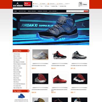 68e58e576895 jordan-shoesoutlet.com at WI. Cheap Air Jordans outlet with High ...