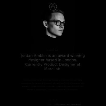 Jordanamblin.co.uk thumbnail