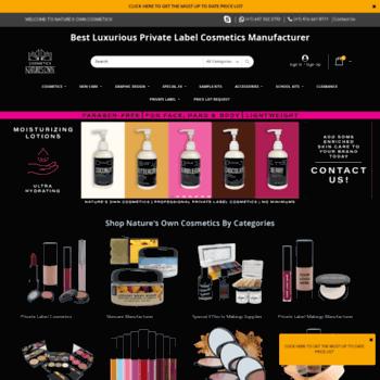 jordane com at WI  Luxury Private Label Cosmetics Manufacturer of