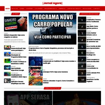 Jornalagora.com.br thumbnail