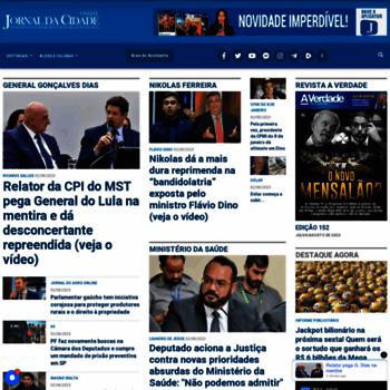 Jornaldacidadeonline.com.br thumbnail