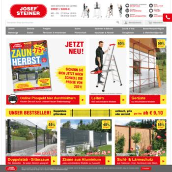 Josefsteiner.de thumbnail