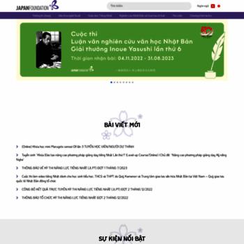 Jpf.org.vn thumbnail
