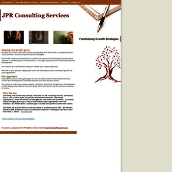 Jprconsulting.net thumbnail