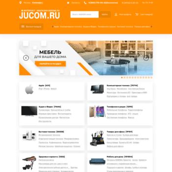 Jucom.ru thumbnail