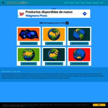 Juegos-geograficos.es thumbnail