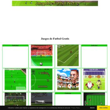 Juegosdefutbol.net thumbnail