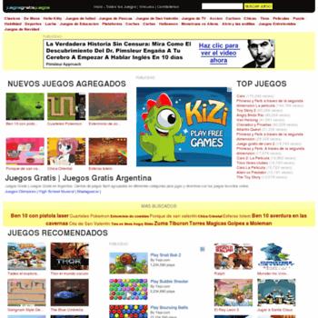 Juegosgratisjuegos.com.ar thumbnail
