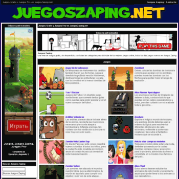 Juegoszaping.net thumbnail