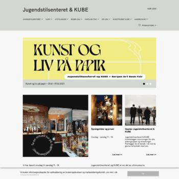 Jugendstilsenteret.no thumbnail