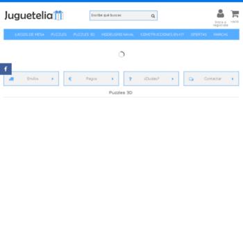 Juguetelia.es thumbnail