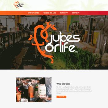 Juicesforlife.nyc thumbnail
